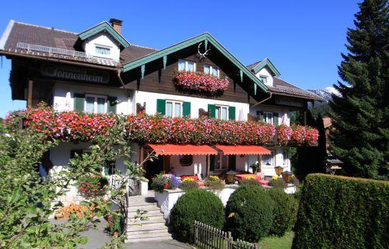 Mittenwald: Sonnenheim Gästehaus