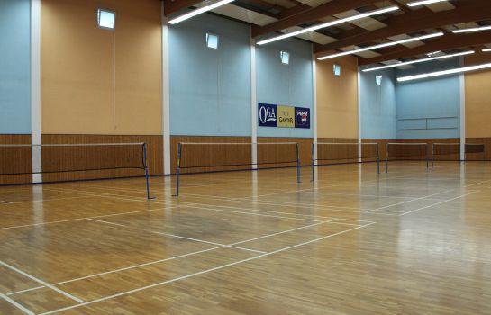 Sportpark Hugstetten-March-Sporteinrichtungen