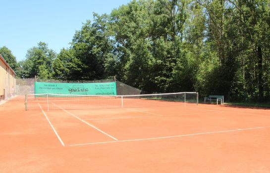 Sportpark Hugstetten-March-Tennis court
