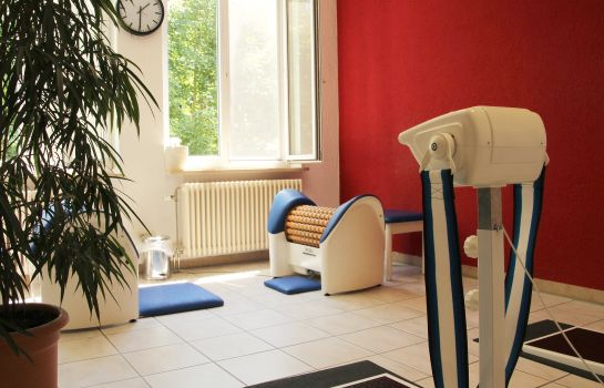 Sportpark Hugstetten-March-Wellness Area
