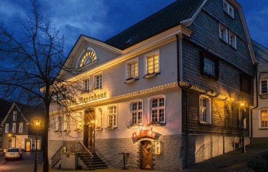 Velbert: Rosenhaus