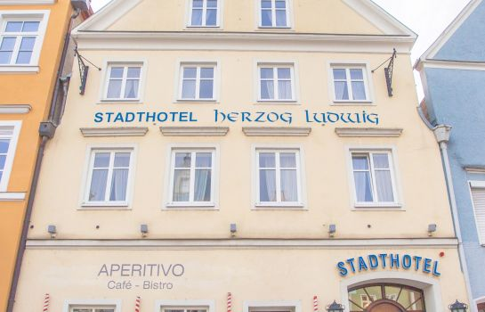 Landshut: Stadthotel Herzog Ludwig