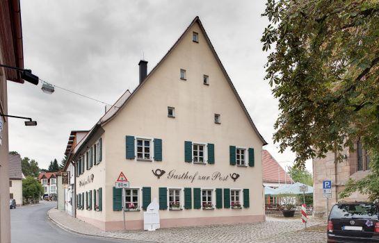 Neunkirchen am Brand: Zur Post Gasthof