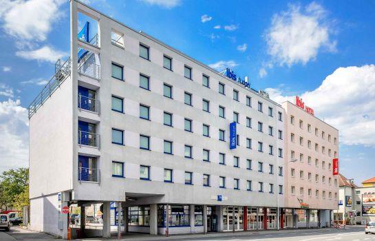Darmstadt: ibis budget Darmstadt City