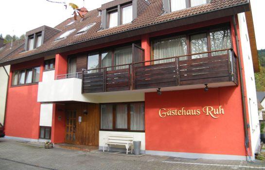 Ruh Gaestehaus-Freiburg im Breisgau-Exterior view