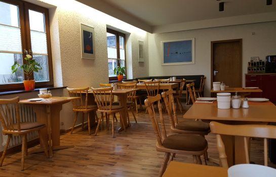 Ruh Gaestehaus-Freiburg im Breisgau-Breakfast room