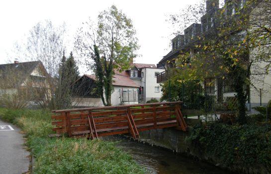 Ruh Gaestehaus-Freiburg im Breisgau-Garden