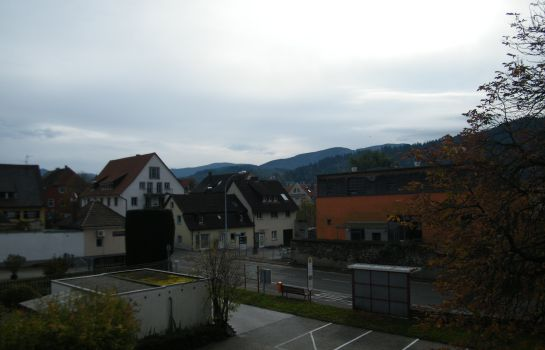 Ruh Gaestehaus-Freiburg im Breisgau-Ausblick
