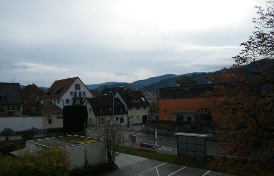 Ruh Gaestehaus-Freiburg im Breisgau-View