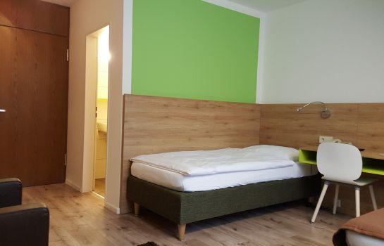Ruh Gaestehaus-Freiburg im Breisgau-Einzelzimmer Standard