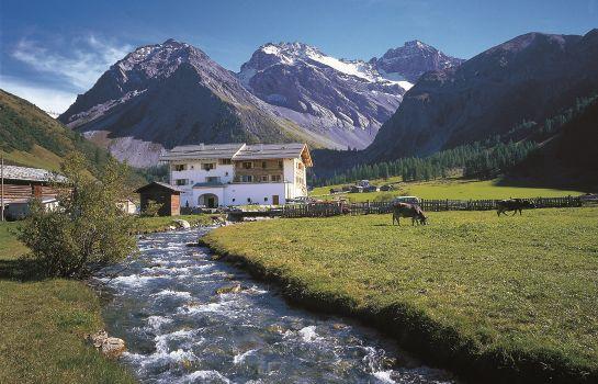 Walserhuus Sertig Hotel-Restaurant