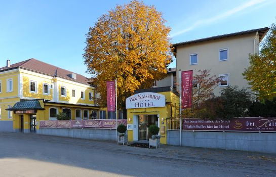 Der Kaiserhof Elisabeth Poringer