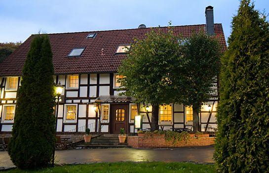 Hattingen: Wegermann's Bio-Landhaus im Wodantal
