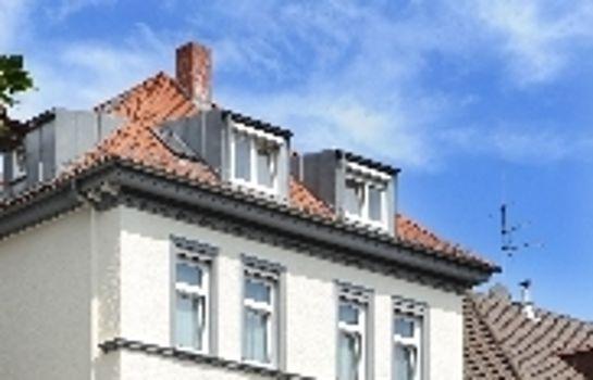 Stuttgart: Am Heusteig Pension