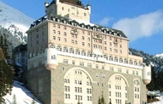 Schloss Pontresina Family & Spa