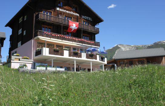 Das Wannenhorn