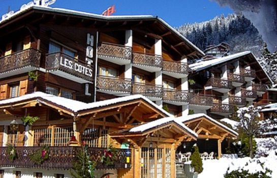 Hôtel Les Côtes Résidence et Chalets