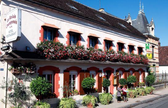 Le Relais Champenois et du Lion d'Or Hôtel Restaurant