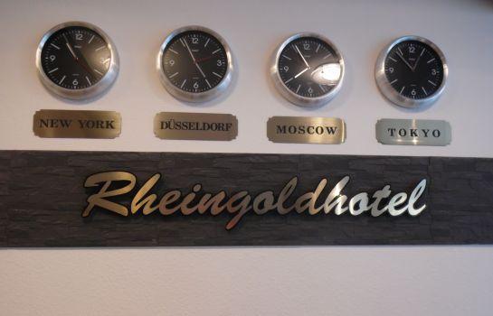 Düsseldorf: Rheingoldhotel