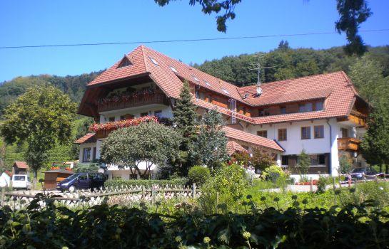 Wissers Sonnenhof-Glottertal - Glotterbad-Hotel outdoor area