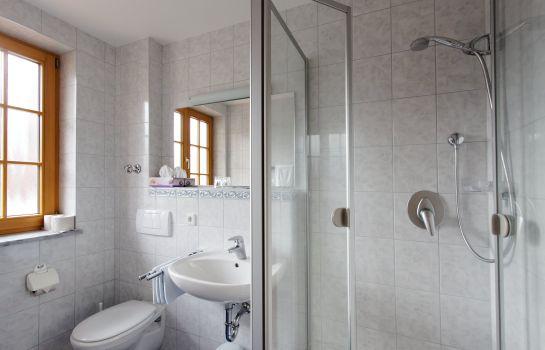 Wissers Sonnenhof-Glottertal - Glotterbad-Double room standard