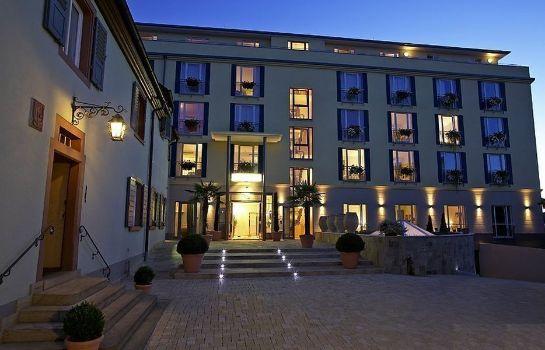 Clarion Hotel Hirschen-Freiburg im Breisgau-Aussenansicht