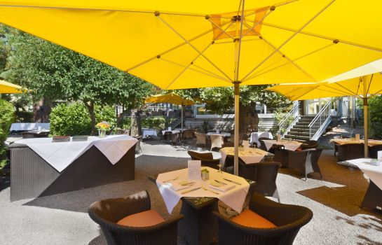Hotel Hirschen an Ascend Hotel Collection Member-Freiburg im Breisgau-Garden