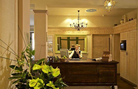 Clarion Hotel Hirschen-Freiburg im Breisgau-Hotelhalle