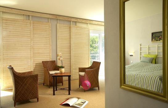 Hotel Hirschen an Ascend Hotel Collection Member-Freiburg im Breisgau-Junior-Suite