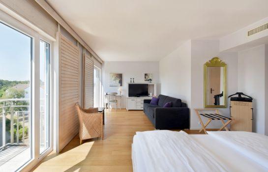 Hotel Hirschen an Ascend Hotel Collection Member-Freiburg im Breisgau-Junior suite