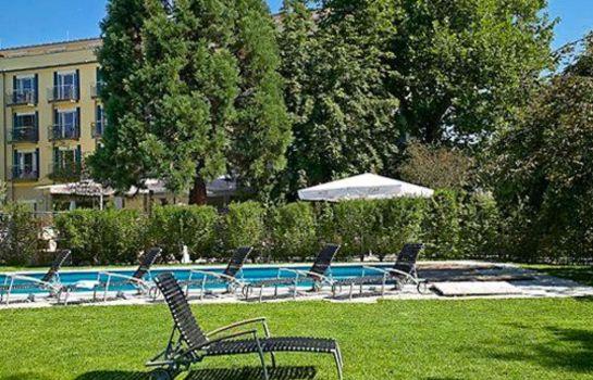 Clarion Hotel Hirschen-Freiburg im Breisgau-Schwimmbad