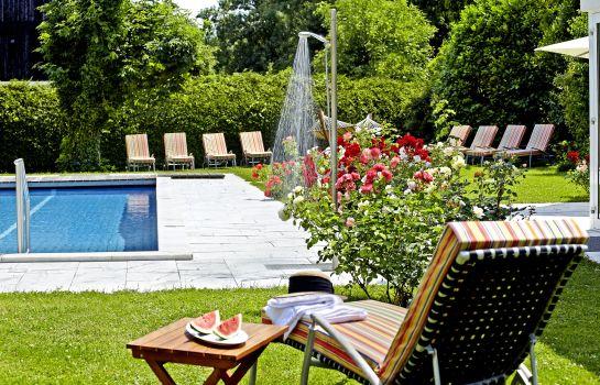 Clarion Hotel Hirschen-Freiburg im Breisgau-Pool