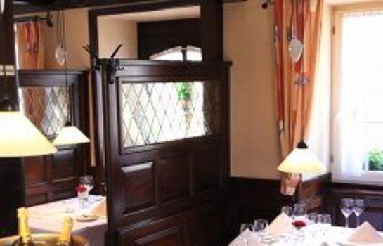 Clarion Hotel Hirschen-Freiburg im Breisgau-Restaurantbreakfast room