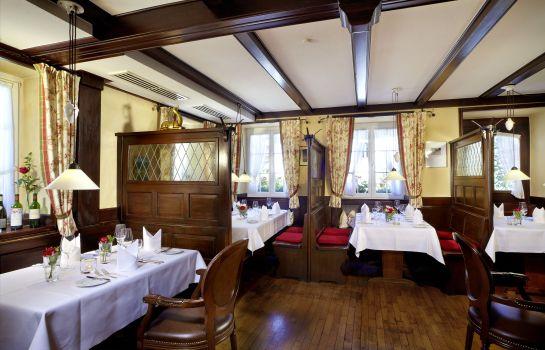Clarion Hotel Hirschen-Freiburg im Breisgau-Restaurant