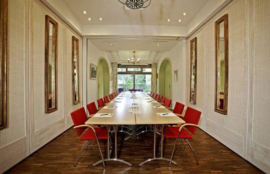 Hotel Hirschen an Ascend Hotel Collection Member-Freiburg im Breisgau-Tagungsraum
