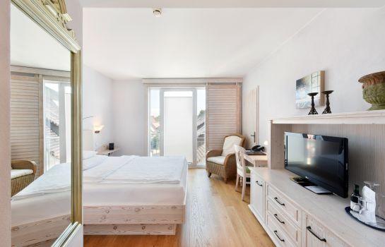Hotel Hirschen an Ascend Hotel Collection Member-Freiburg im Breisgau-Einzelzimmer Standard
