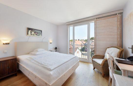 Hotel Hirschen an Ascend Hotel Collection Member-Freiburg im Breisgau-Doppelzimmer Standard