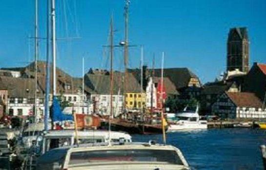 Wismar: Am Wassertor
