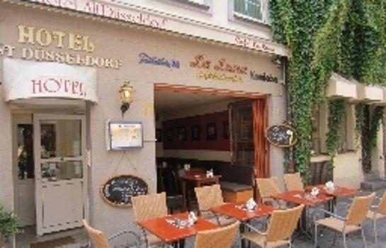 Altstadt Hotel Alt Düsseldorf