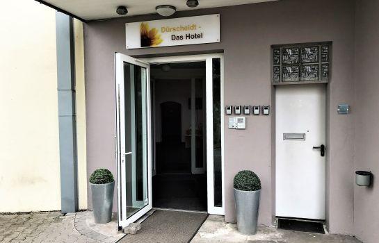 Köln: Airport Hotel Dürscheidt