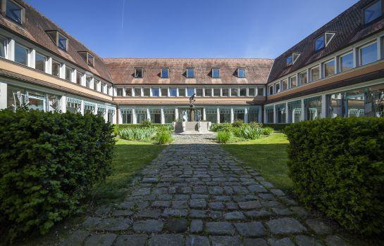 Schmerlenbach Tagungszentrum des Bistums Würzburg