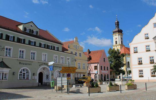 Hotel Brauereigasthof Amberger
