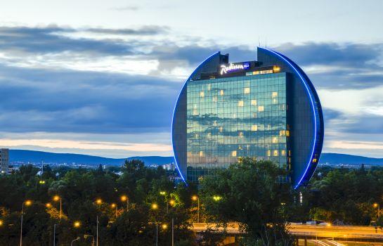 Frankfurt am Main Radisson Blu Hotel