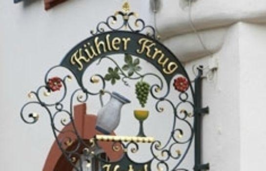 Kühler Krug