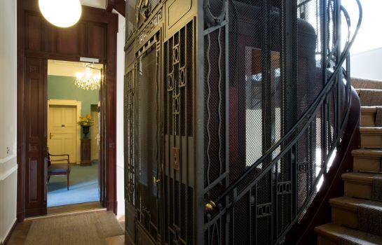 Art Nouveau Nichtraucherhotel