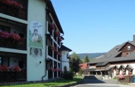 Zella-Mehlis: Toschis Station & Motel