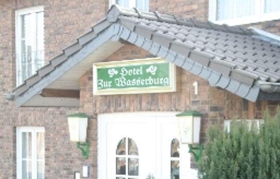 Kerpen: Zur Wasserburg