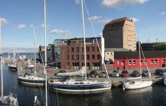 Stralsund: Kontorhaus am Ozeaneum