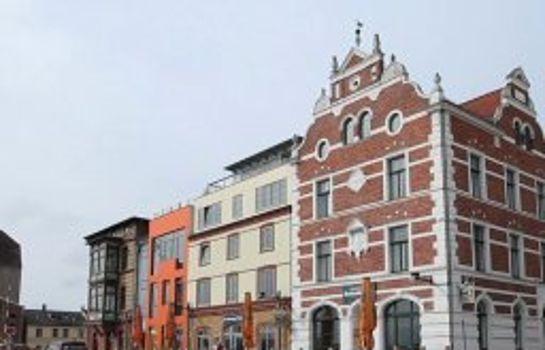 Stralsund: Hiddenseer am OZEANEUM