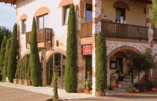 Hotel Hazienda Romantiklandhaus